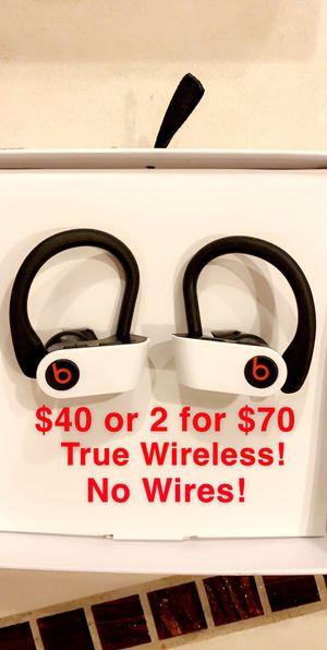 Beats True Wireless New UA for Sale in El Paso, TX