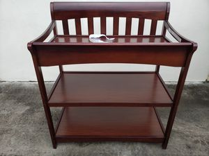 Changing table for baby for Sale in Hollywood, FL