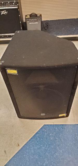 "Yorkville YX150 15"" speaker for Sale in Jackson, MS"