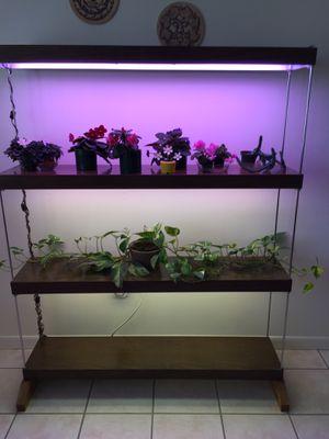 3 Shelf Plant Grow Light Unit for Sale in Orlando, FL