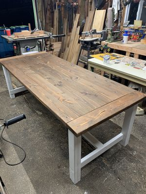 Farmhouse Kitchen Table for Sale in St. Peters, MO