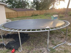 Trampoline for Sale in Spring Hill, FL