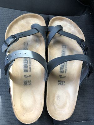 Birkenstock Sandals Size 38 for Sale in Mesquite, TX