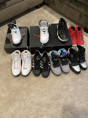 Jordan, Guess ,adidas, nike for Sale in UPPR MARLBORO, MD