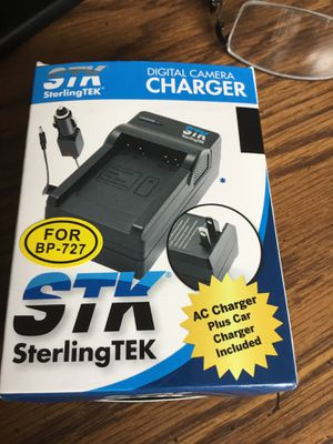 Digital camera battery charger for Sale in Horseheads, NY