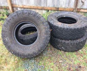 Wrangler Duratrac Tires LT 315/75/R16 for Sale in Darrington, WA