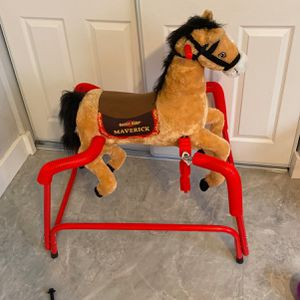 Rocking Horse With Music for Sale in Miami, FL