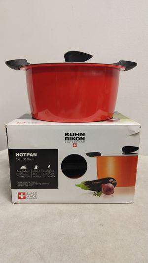 Kuhn Rikon 2Qt Hotpan Casserole New! for Sale in Tampa, FL
