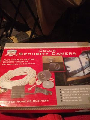 Bunkerhill security system for Sale in Lubbock, TX