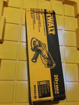 Dewalt grinder new in box 20v for Sale in Arlington, VA