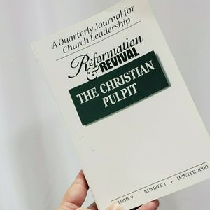 Reformation & Revival The Christian Pulpit for Sale in Redmond, WA