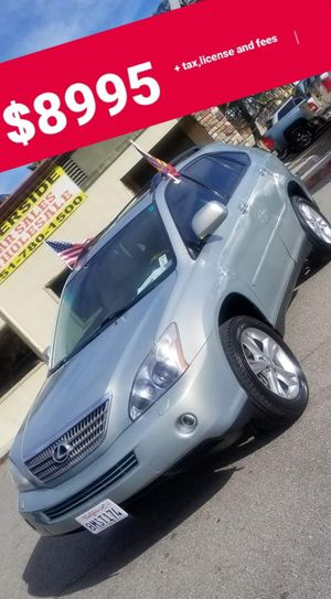 2008 LEXUS RX400 WITH 3RD ROW SEAT for Sale in Riverside, CA