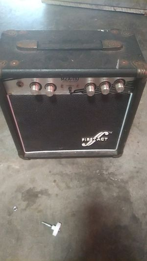 First act amp for Sale in Merritt Island, FL