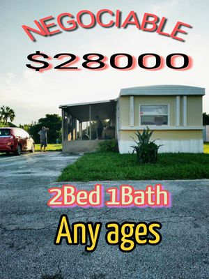Mobile home for sale for Sale in Miramar, FL