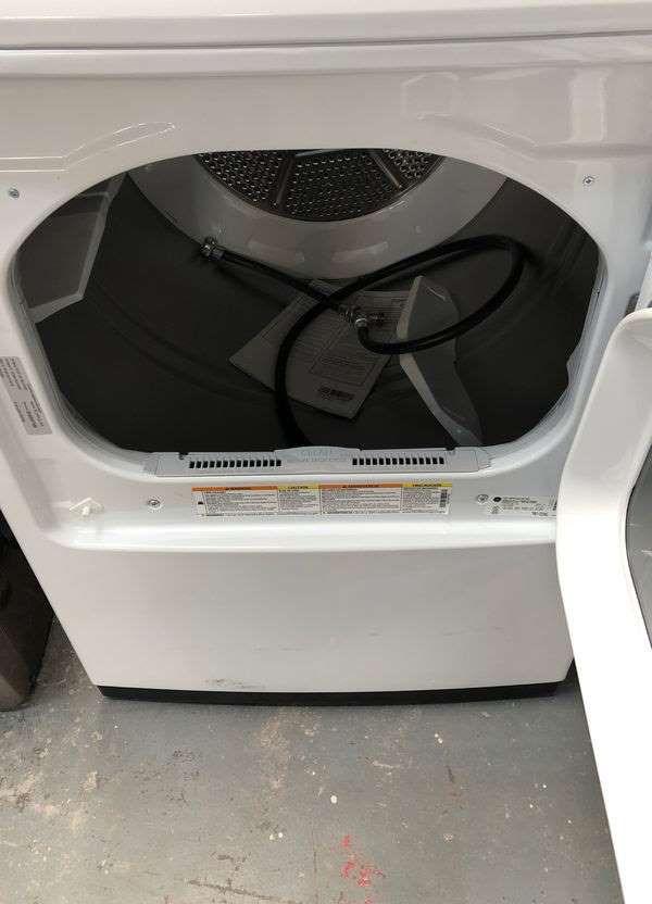 GE dryer WS5