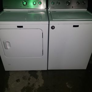 MAYTAG WASHER AND DRYER GAS for Sale in Anaheim, CA