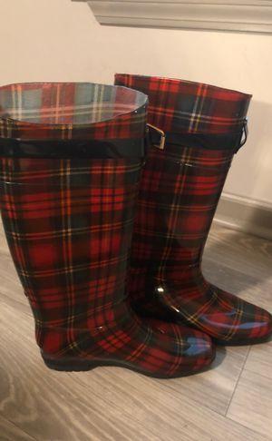 Ralph Lauren rain boots for Sale in Lakeland, FL