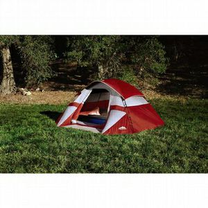 Northwest Territory Sierra Dome Tent red/white for Sale in Chicago, IL