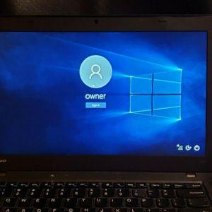 Lenovo ThinkPad Laptop for Sale in Modesto, CA