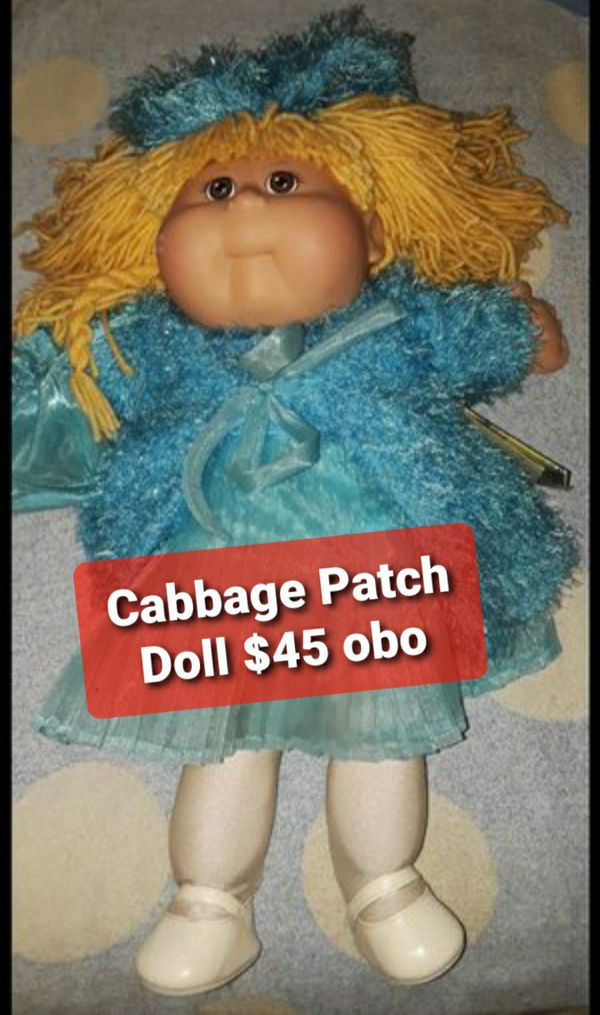 Doll Cabbage Patch $45 obo