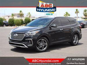 2017 Hyundai Santa Fe for Sale in Las Vegas, NV