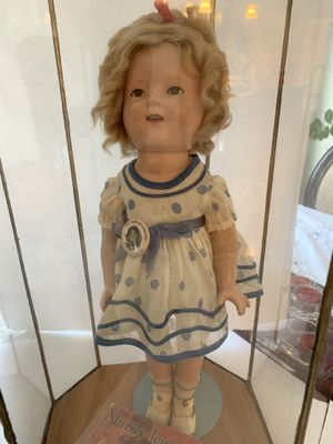 """Shirley Temple 13"""" Early Ideal composition Doll for Sale in Austell, GA"""