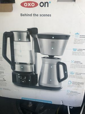 Brand new luxury coffee make on sale Great Price For Pick Up Now Still I'm Box never Used! for Sale in Washington, DC