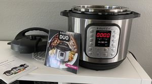 Instant pot Duo 8quart for Sale in San Diego, CA