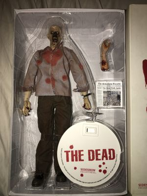 Sideshow The Dead SDCC Exclusive Patient Zero for Sale in Anaheim, CA