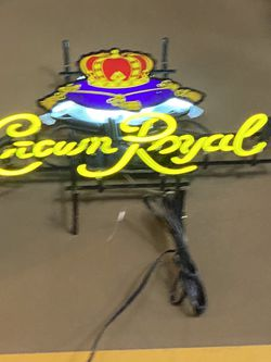 Crown royal Neon for Sale in Kirkland,  WA