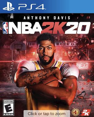 NBA 2K20 PS4 for Sale in Powhatan, VA