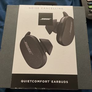 Bose Quietcomfort Earbuds for Sale in Fremont, CA