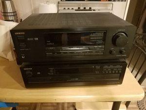 Onkyo stereo system for Sale in Warren, MI