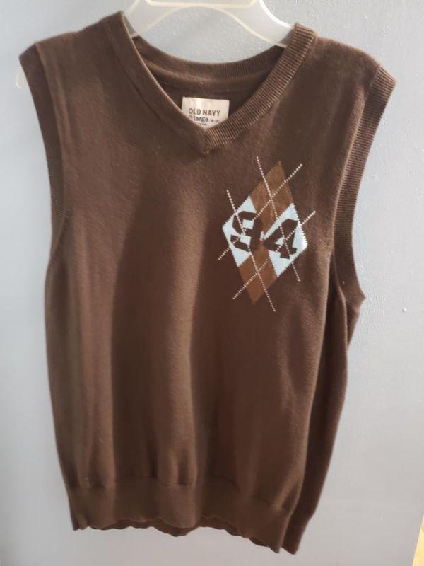 Old Navy sweater vest (child)