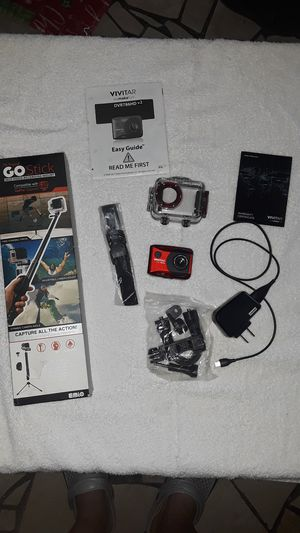 Vivitar video and Camera waterproof for Sale in Lake City, FL