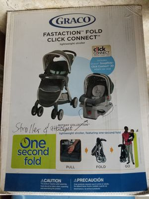 Baby Stroller with Car Seat.. for Sale in Homestead, FL
