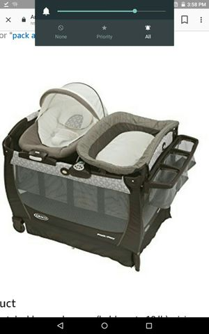 Graco Nezzle Nest Tm Sway Swing and Changing Table for Sale in Fenton, MO