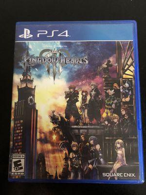 Kingdom Hearts 3 for Sale in San Bernardino, CA