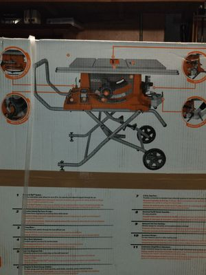 Table saw for Sale in Concord, CA