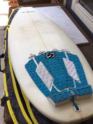 T-Boy custom wake surfboard for Sale in Austin, TX
