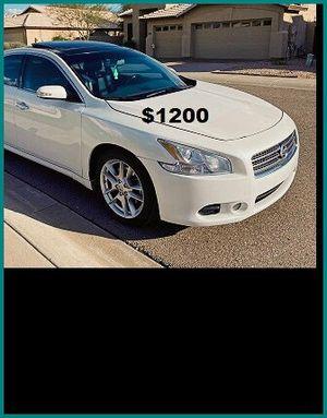Price$1200 Nissan Maxima for Sale in Fresno, CA