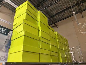 Lime green gift boxes for Sale in Sebastian, FL