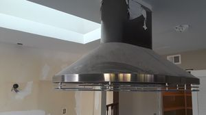 Kitchen island vent for Sale in San Diego, CA