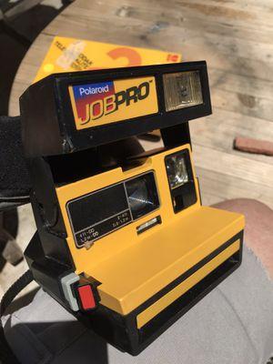Polaroid Job Pro Camera, never used for Sale in Albuquerque, NM