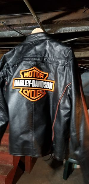 Harley Davidson Motorcycle Jacket for Sale in Chicago, IL