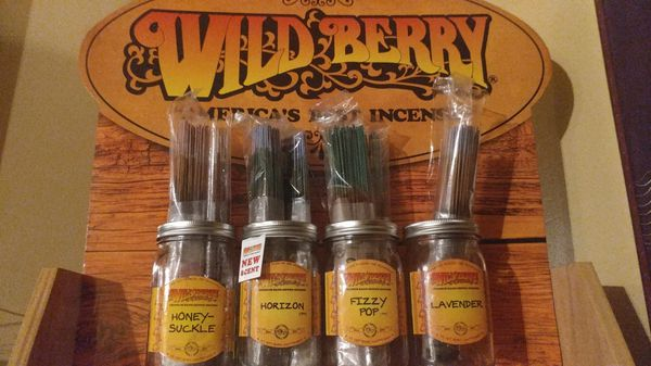 Wildberry Highly Fragrance Incense
