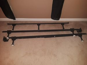 Adjustable steel bed frame for Sale in Gladys, VA