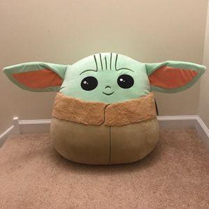 "Disney - 20"" Star wars YODA Squishmallow for Sale in Glendale, CA"