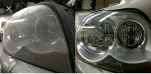 Bring your headlights back to life with my 5 step process to make your lights look brand new again. Trust me your car will even look different. Don't for Sale in Baltimore, MD