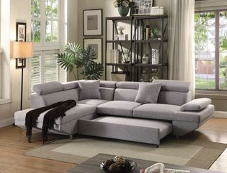 Furniture of America Sectional Sofa Sleeper for Sale in Atlanta,  GA